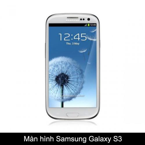 Thay màn hình, mặt kính Samsung Galaxy S3