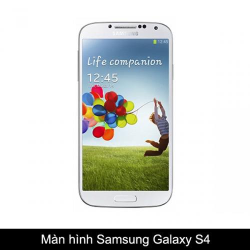Thay màn hình, mặt kính Samsung Galaxy S4