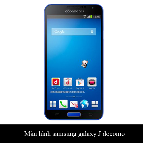 Thay màn hình, mặt kính Samsung Galaxy J docomo