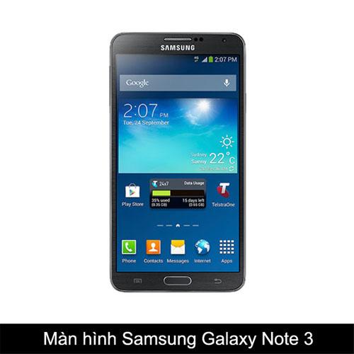 Thay màn hình, mặt kính Samsung Galaxy Note 3