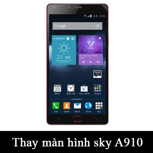 Thay màn hình, mặt kính Sky A910