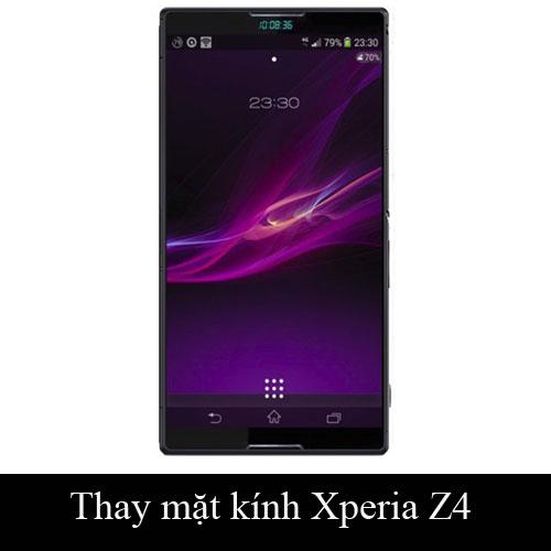 Thay màn hình, mặt kính Sony Xperia Z4