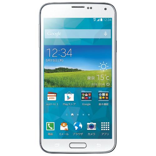 Samsung Galaxy S5 Au SCL23 (Nhật Bản)