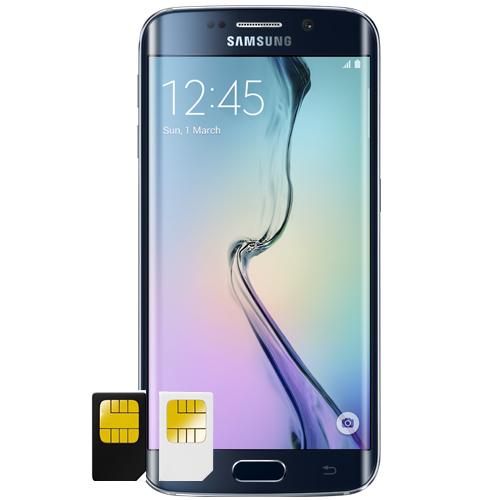 Samsung Galaxy S6 Edge 2 SIM