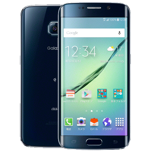 Samsung Galaxy S6 Edge Au (SCV31)
