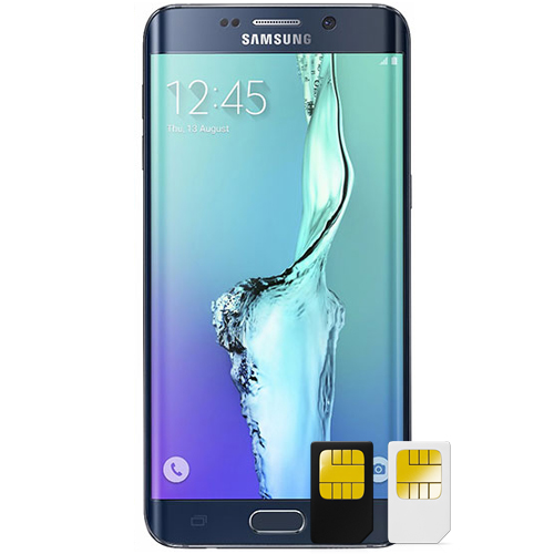 Samsung Galaxy S6 Edge Plus 2 Sim