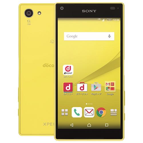 Sony Xperia Z5 Compact Docomo (SO-02H)