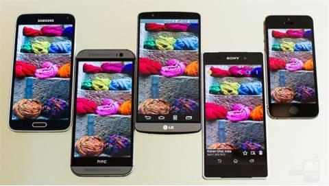 Smartphone nào có màn hình đẹp nhất hiện nay ?