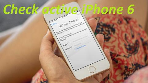 iPhone chưa Active là gì? Cách phân biệt máy chưa Active?