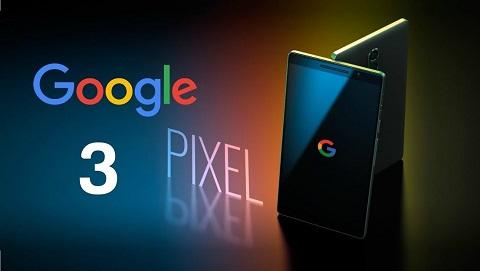 Google Pixel 3 XL và Pixel 3: Lộ diện thiết kế màn hình tai thỏ qua lớp kính cường lực