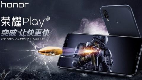 Ra mắt Huawei Honor Play và Honor 2i giá rẻ, chơi game ngon