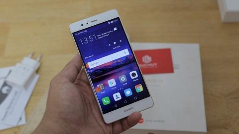 Huawei P9 giá rẻ 5.290.000 đồng chỉ có tại Đức Huy Mobile