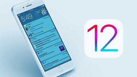 Apple phát hành iOS 12 Developer Beta 10 với dung lượng siêu nhẹ