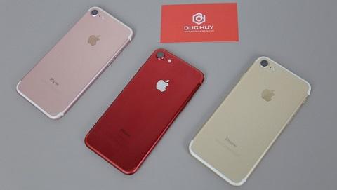Có nên mua iPhone 7 quốc tế tại thời điểm này? Bộ nhớ bao nhiêu là đủ?