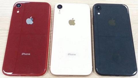 iPhone 9 rò rỉ hình ảnh 3 bản màu mới, hỗ trợ 2 SIM