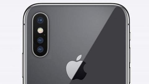 iPhone X Plus lộ diện bản vẽ thiết kế với cụm 3 camera sau như Huawei P20 Pro
