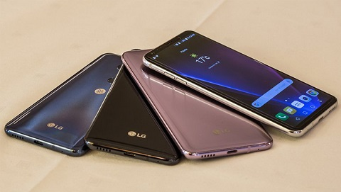 LG V30 Plus giảm giá sâu, về mức 7.790.000 đồng tại Đức Huy Mobile