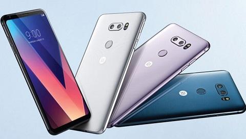 LG V35 ThinQ vừa đạt chứng nhận, sẵn sàng ra mắt?