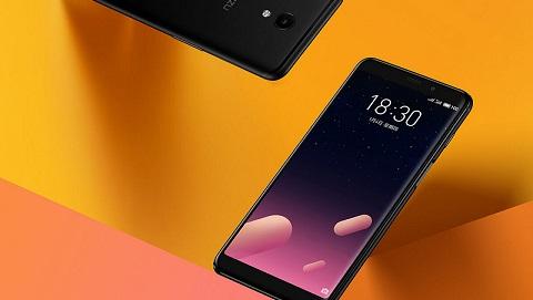 Meizu S 2018 camera 16MP, giá 3,99 triệu đồng tại Việt Nam
