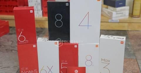 Mua smartphone Xiaomi tại Đức Huy Mobile, chính sách bảo hành KHỦNG
