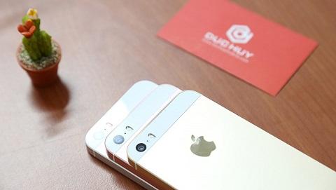 iPhone SE giảm sốc còn 2.890.000 đồng tại Đức Huy Mobile