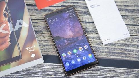 Mua Nokia 7 Plus ở đâu tại TP.HCM, giá bao nhiêu?