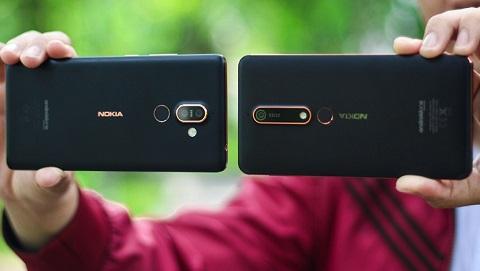 Nokia 8, Nokia 7 Plus và Nokia 6 (2018) sẽ bổ sung nhận diện khuôn mặt