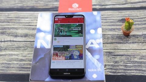 Hướng dẫn nhanh cách khắc phục lỗi 3G, 4G cho Nokia X6 2018