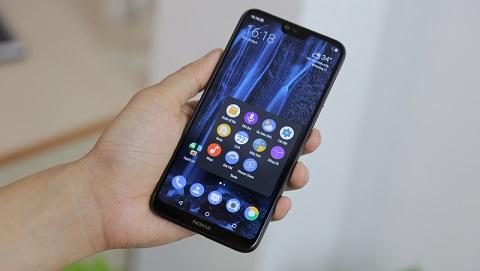 Nokia X6 2018 đã có Tiếng Việt, hàng xách tay cũng như chính hãng