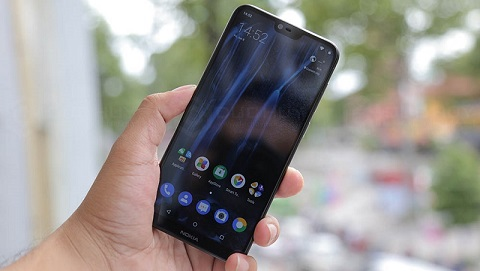 Trên tay Nokia X6 2018 RAM 4GB, bộ nhớ 32GB tại Đức Huy Mobile