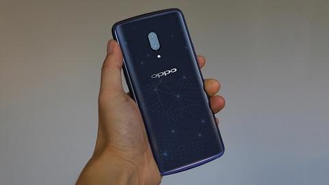 Oppo Find X camera kép zoom 5x sẽ ra mắt vào ngày 19/6