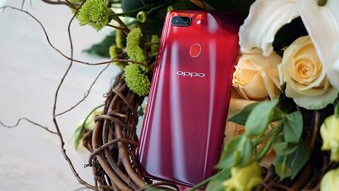 Oppo R15s lộ cấu hình với màn hình 6.2 inch, pin 4100 mAh