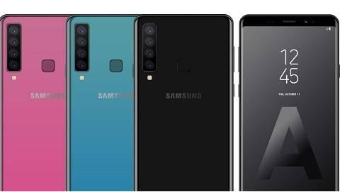 Samsung Galaxy A9 ấn tượng hơn với 4 camera