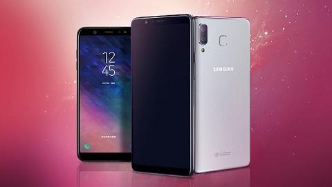 Ra mắt Samsung Galaxy A9 Star, màn hình lớn giá 13 triệu
