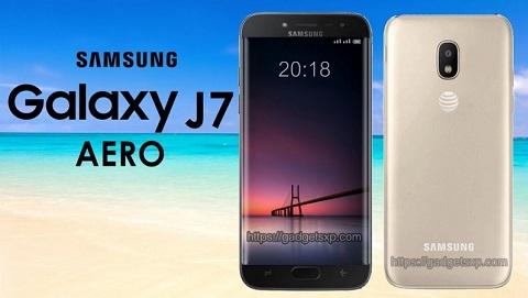 Samsung Galaxy J7 Aero rò rỉ cấu hình dùng chip Exynos 7885, RAM 2GB