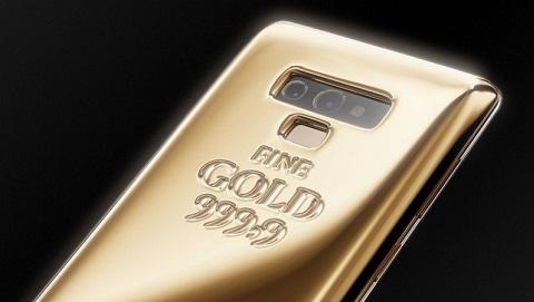 Samsung Galaxy Note 9 phiên bản đặc biệt giá 1.4 tỷ đồng