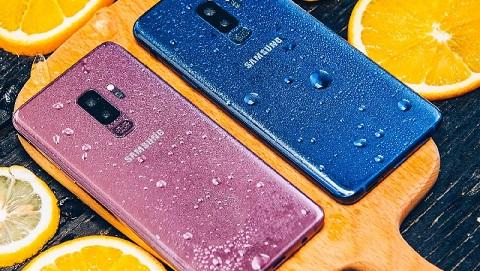 Samsung Galaxy S10 rò rỉ thông tin dùng màn hình 4K, cảm biến vân tay dưới màn hình