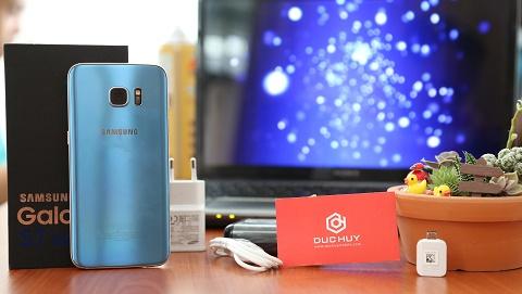 Samsung Galaxy S7 Edge 2 SIM fullbox bất ngờ giảm còn 6.990.000 đồng