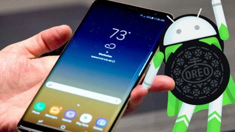 Danh sách những smartphone Samsung được lên đời Android 8.0