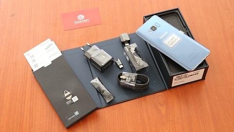 Nên chọn Samsung Galaxy S8 hay iPhone 7 Plus trong tầm giá 10 triệu?