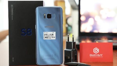 Giá rẻ độc quyền chỉ có tại Đức Huy Mobile, Samsung Galaxy S8 về mức 11.6 triệu