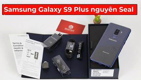 Hậu World Cup, Samsung Galaxy S9 Plus 256GB mới 100% giảm giá sốc
