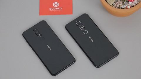 So sánh Nokia X5 và Nokia X6, smartphone tai thỏ nào ấn tượng hơn?