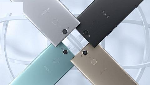 Sony Xperia XA2 Plus đã ra mắt, dùng chip Snapdragon 630, camera 23MP