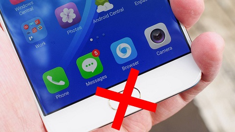 TOP ứng dụng hoàn toàn miễn phí thay thế nút home vật lý hỏng trên điện thoại