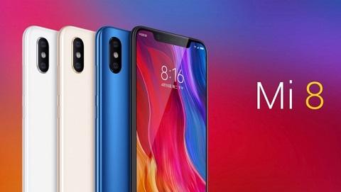 Xiaomi Mi8 ra mắt, camera kép AI chụp đẹp hơn cả iPhone X, giá từ 9.6 triệu