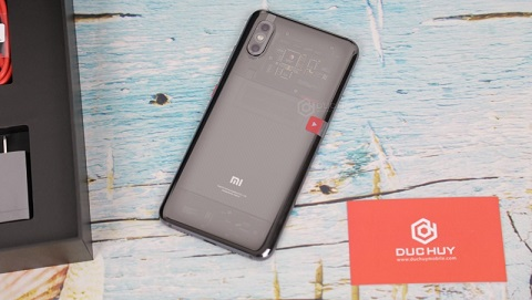 Mua Xiaomi Mi8 Explorer Edition ở đâu tại TP.HCM? Giá bao nhiêu?