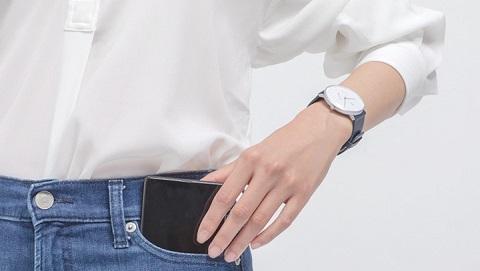 Xiaomi Mijia Quartz, đồng hồ thông mình vừa ra mắt, giá 1,2 triệu đồng