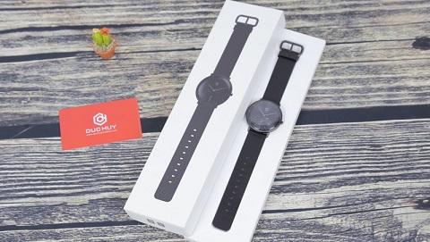 Hình ảnh cận cảnh đồng hồ Xiaomi Mijia Quartz Watch trong tầm giá 1 triệu
