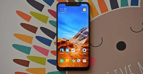 Trên tay Xiaomi Pocophone F1 đầu tiên với nhiều nâng cấp đáng giá